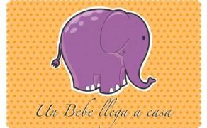 Invitación Elefante